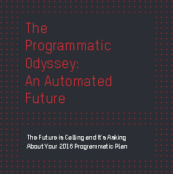 The Programmatic Odyssey